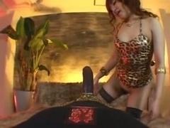 Japanese Pov Virtual Cowgirl Sce...