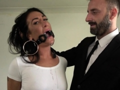British hoe choked and roughly pounded