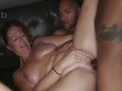 Eager mom MOM KATE HARD Have an intercourse 4 Sizeable BLACK Penises