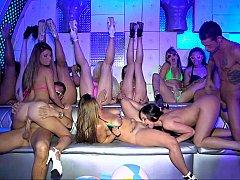 Verein, Gruppe, Orgie, Party