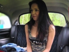 Woman Fake Taxi Actress licks and moreover fingers busty blonde