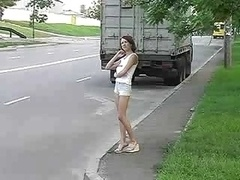 Prostituierte, Russisch