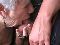 Old granny 1