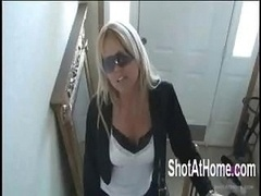 Housewife Jenny CUMS Home