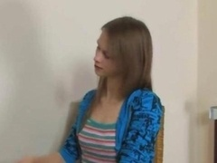hooter russian teenager playing with fuck hole