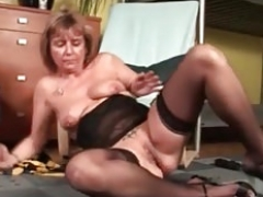 My Sexy Piercings Old in stockings Pierced pussy nipples