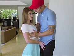 アメリカ人, アナル, お尻, スカート, 締まりの良い, スカートのぞき