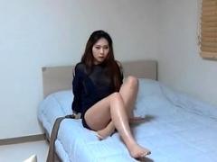 Amateur, Asiatique, Coréenne, Adolescente