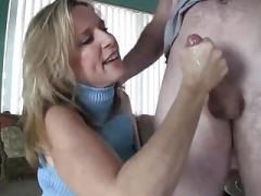 You got cucked the bang out! (HJ, JOI, cheating, cumshot)