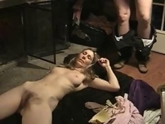 Cumming wherever on her mature face
