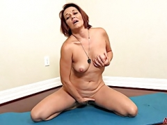 Harley Quinn Yoga Play from AllOver30
