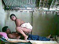 Couple, Indienne, Espionne