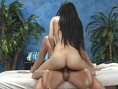 Young skinny Zoey having creampie