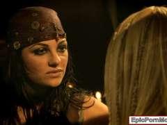 Bella Donna n Jesse Jane lesbian action