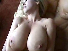 Blonde Busty Wife Get Home Having an intercourse And Facial cumshot