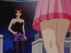 Beautiful anime girls