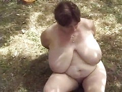 Mommy from France gets down and dirty stepson