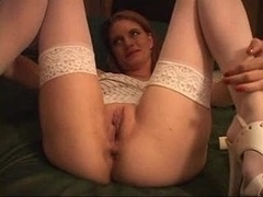 Amateur Monster Vibrators Squirt And Self Fisting Part 2
