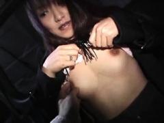 Oriental japanese amateur has deep throat