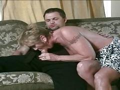 Fabulous Granny has an intercourse!