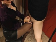Finest Soccer mom Mistress Jerking off slave See p 2 at goddessheels