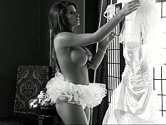 Американки, Минет, Невеста, Брюнетки, Платье, Секс без цензуры, Милф, Высокие