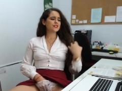 My Secretary Is Aroused Today...