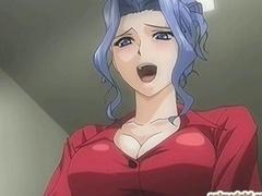 Anime, Tetona, Médico, Hentai, Enfermera