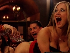 Roleplaying swinger group sex is hotter than ever