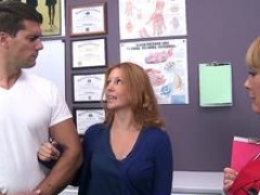 Brazzers - Doctor Adventures - Does My Phallus Work Doc scene starring Shayla Leveaux and plus Ramon