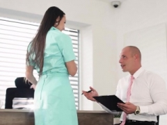 Broads - Office Obsession - Lustful Nurse star