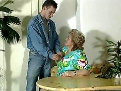 Shaggy granny
