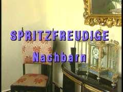 Spritzfreudige Nachbarn FULL GERMAN VIDEO
