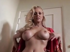 Ultimate Eager mom Julia Ann is unclothing and additionally trying on lingerie!
