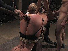 Anaal, Bondage discipline sadomasochisme, Bruinharig, Brutaal, Dominatie, Orgie, Openbaar, Straf