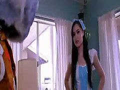 Sasha Grey Totally hardcore Storyline Sticky creampie sex in..