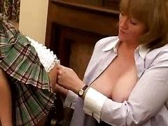 British lesbo granny