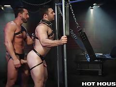 HotHouse Fetished Hunks Intesnse Ass Fucking