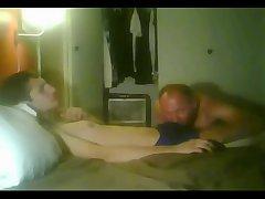 Older Man Seduces Amateur Twink