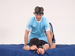Let's Tickle Joshua Antonio Lepage - The Ticklish Kiwi