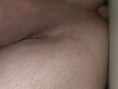 Big Dick gloryhole breeding part 2