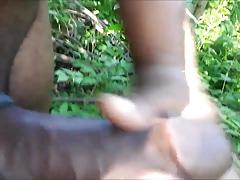 BBC 420 Metro Park Forest Masturabtion & Cum