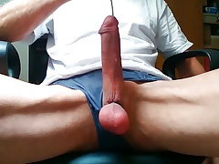 1 h wank sound & cumming