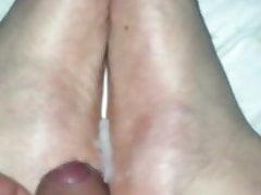 My cute feet