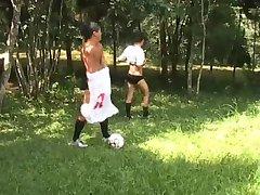 Latinos 69 on the grass