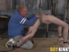 Sebastian Kane and Tristan Crown fetish blowjob sessions