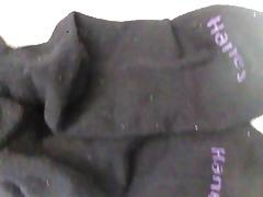 Cute Black Socks