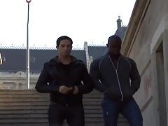 Interracial Flip-Flop