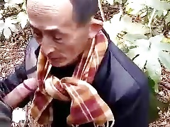 Chinese old man 7