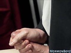 Bishop uniform spermed